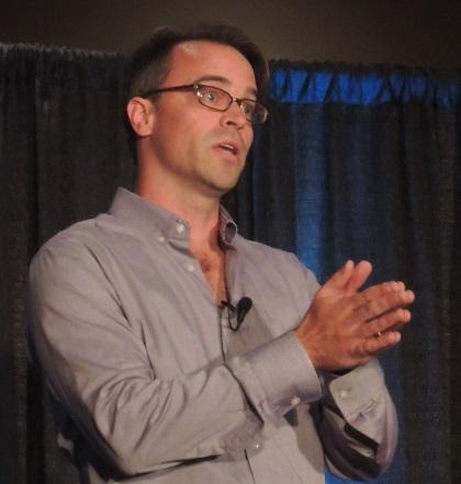 Facebook's Jason Taylor called for low-cost, dense, low-endurance flash chips.