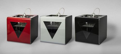 The FABtotum can be personalized. (Source: FABtotum on Indiegogo)