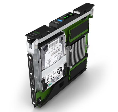 HP upgraded Centerton cartridges in its Moonshot server to Avoton SoCs.