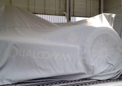 The FIA will unveil a Qualcomm-branded Formula E car later this week.