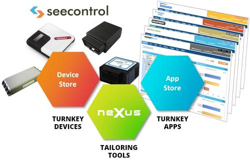 Seecontrol takes a device-and-app-store approach to IoT.