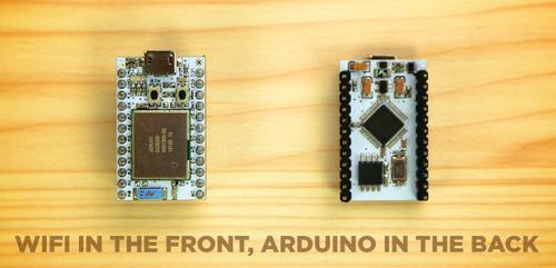 Spark Core, breadboard/Arduino compatible $39.00 via Kickstarter