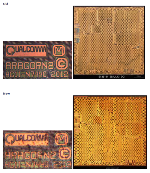Processor: Qualcomm still the benchmark solution.