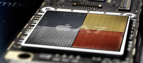 Apple's A7 (Source: Chipworks)