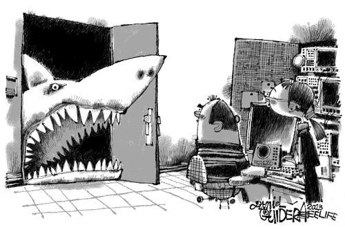 LAN Shark!
