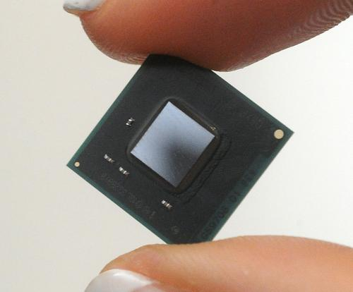 Intel said the first Quark is a 32-bit, Pentium-class single-threaded, single-core SoC.
