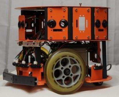 The HCR robot platform.
