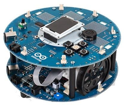 The official Arduino robot platform.
