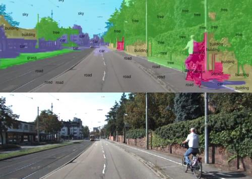 Purdue University researchers also use neural networks to create an image-processing application that can categorize objects from a moving car in real-time.
