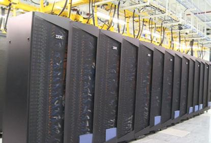 The Iridis4 supercomputer at the University of Southampton is on an IBM Intelligent Cluster x86 architecture.