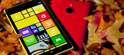 Nokia's 6-inch HD phablet Lumia 1520 (Source: Nokia)