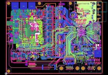 Today's PCBs can be mind-bogglingly complicated.