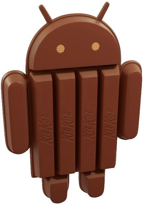 To keep the battery from running down, Google's new Android 4.4 KitKat operating system mandates that smart sensors provide real-time contextual awareness functions while the application processor is off.(Source: Google)