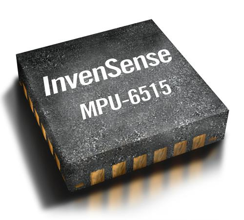 Invensense's MPU-6515 six-axis combo accelerometer and gyroscope chip has enhanced its on-chip digital motion processor to handle new contextual awareness in Android KitKat.