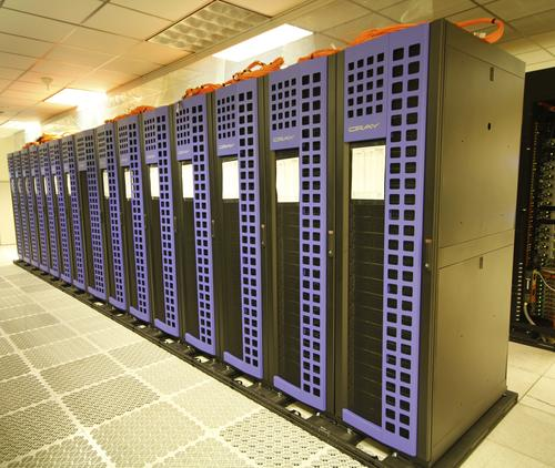 Catalyst supercomputer at Lawrence Livermore National Laboratories to serve as model for future DoE high-performance computing procurements.