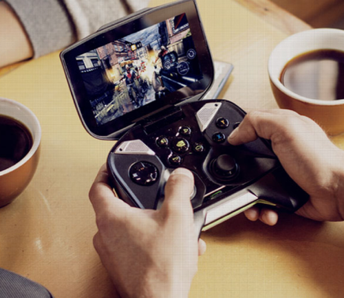 Nvidia's SHIELD gaming device one of first devices with Nvidia's Tegra 4 SoC.