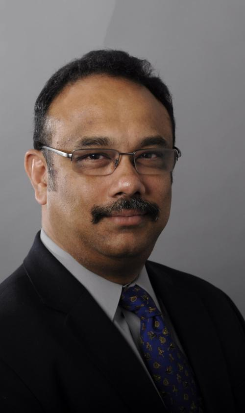 Intel's Vice President of the technical computing group and General Manager of the data center group, Rajeeb Hazra. (Source: Intel)