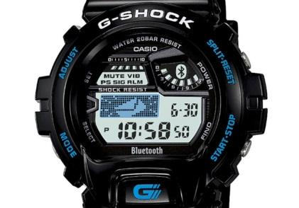 Casio's G-Shock