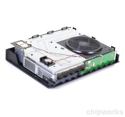 Xbox One teardown. (Source: Chipworks)