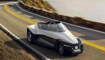 Slideshow: Nissan's BladeGlider EV Aims for Efficiency, Performance