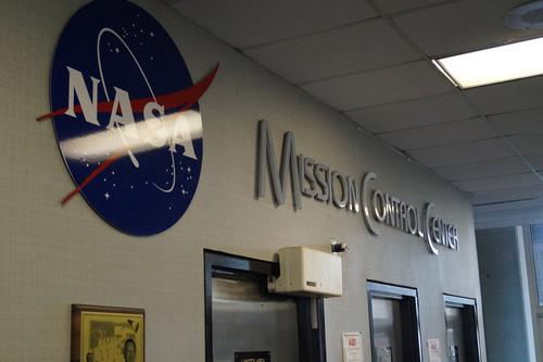 The Lobby of Mission Control.