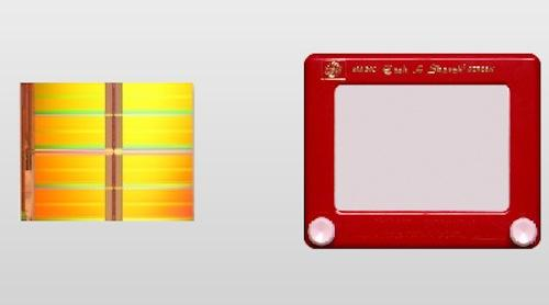 NAND flash is a great invention similar to an Etch-a-Sketch.