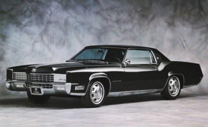 The Cadillac Eldorado.