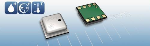 Bosch BME280 MEMS sensor. (Source: Bosch)