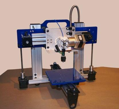 ORDbot Quantum FDM printer.