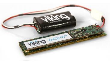 Viking's Arx-Cis-NV DDR3 nonvolatile DIMM.