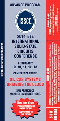 ISSCC 2014: Advance program.(Source: ISSCC)