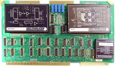 Data acquisition boards used to be built with ADCs and DACs made from discrete components.