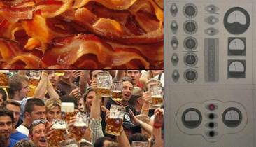 Bacon, beer, and prognostication engines at EE Live!