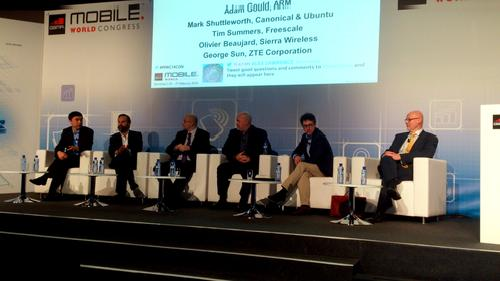 The future of the Internet of Things debated at MWC 2014.