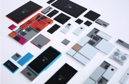 Project Ara offers a smartphone in modular pieces.