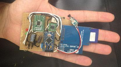The CAN Hacking Tool, or CHT. 