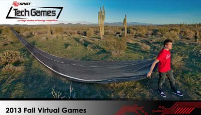 Avnet Tech Games supporting marketing collateral, submitted by Avnet.