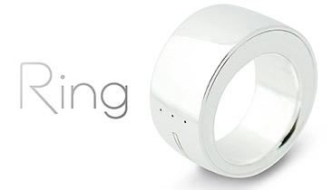 Wearable Ring for Gesture Control