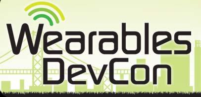 Wearables DevCon conference logo.(Source: Wearables DevCon)