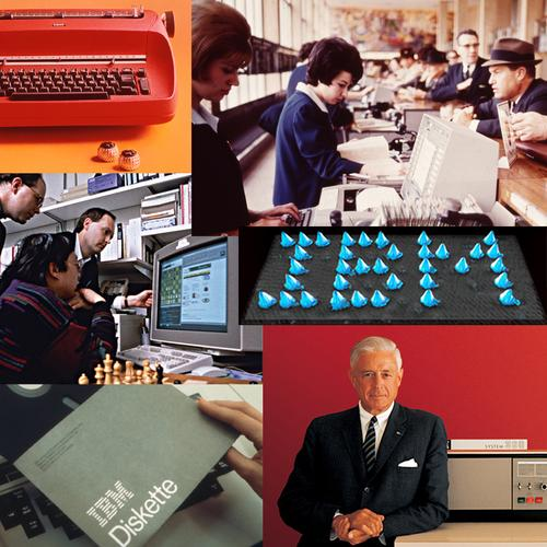 In business for more than a century, IBM has transformed itself again and again. Here are some highlights about a company that has grown from a newly hatched company selling equipment that ranged from cheese slicers to adding machines to an empire built on computing hardware, software, and services. (Source: IBM)