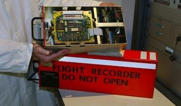 What's in an Airplane's Black Box?