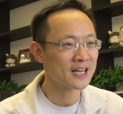 Bin Lin, Xiaomi's co-founder and President. (Source: EE Times/Junko Yoshida)
