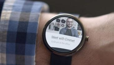 Google Launches Android Wear Developer Preview