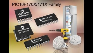 Microchip Announces New 8-Bit MCU Family at EE Live! 2014