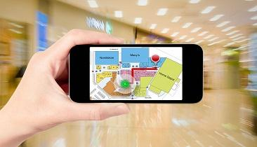 Indoor location technology is a burgeoning market, analysts say.  (Source: Broadcom)