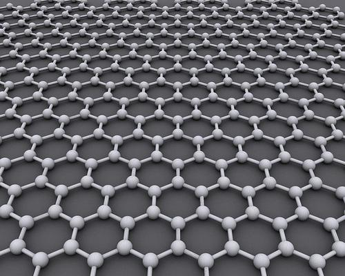 Graphene's future uses include touchscreens for smartphones, as well as more energy-efficient processors. (Image: Wikipedia)