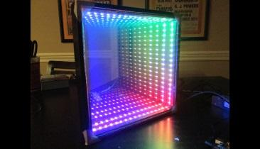 Building a Mind-Boggling Infinity Mirror, Part 3