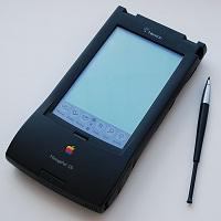 The Apple Newton failed in the market.