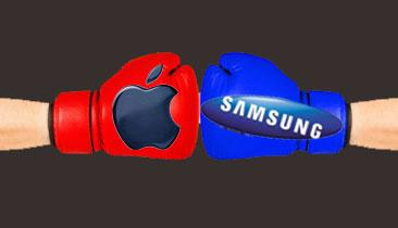 Samsung Defense: Marketing Guru vs. Marketing Guru