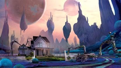 A scene from Cyan's forthcoming Obduction.